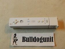 Official Nintendo Wii Wiimote Controller w/ Motion Plus Adapter Wii U