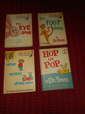 DR. SEUSS BRIGHT AND EARLY BOOKS FOR BEGGINING BEGGINNERS CHILDREN'S BOOKS (4)
