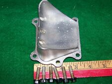 JOHNSON-EVINRUDE 90-140HP; BYPASS COVER ASSEMBLY (FROM CYLINDER-CRANKCASE)