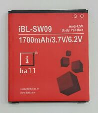iBall Andi 4.5V Bady Panther High Quality Battery iBL-SW09 1700 mAh