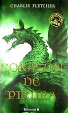 Corazon de piedra (Stoneheart Trilogy) (Spanish Edition)-ExLibrary