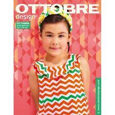 Deutsche Schnittmuster-Zeitschrift Ottobre Design 03/2013 Kids Sommer