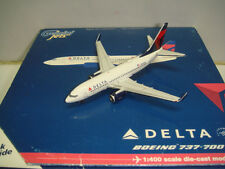 "Gemini Jets Delta Airlines DL B737-700 ""2007s color"" 1:400"