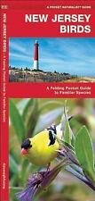 Pocket Naturalist Guide: New Jersey Birds : A Folding Pocket Guide to...