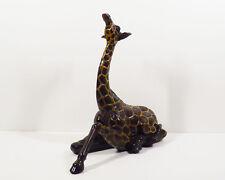 Giraffe Statue Sculpture