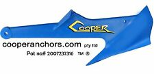 Nylon Cooper Anchor 1Kg/2.2lb, for Jetskis, Kayaks, Inflatables and PWC