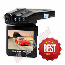 "1280P HD 2.5"" LCD Night Vision CCTV In Car DVR Camera Accident Video Recorder"