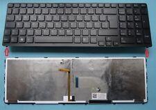 Tastatur SONY SVE171E11M SVE1712L1EB SVE1713D1EW SVE171G11M Backlight Keyboard