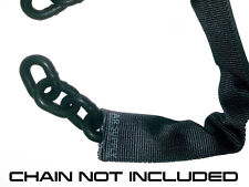 """Chain Slings Protector Cut Resistant 8 Foot Feet Length - For 5/8"""" Chain"""