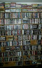 PICK ANY 6 DVDS (2$ EACH) GREAT TITLES, *ALL GENRES* (AWESOME QUALITY) DVD LOT!!