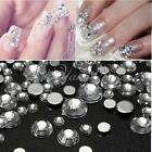 600X Formato Differente Cristallo Brillantini Strass Nail Art Unghie Decorazione