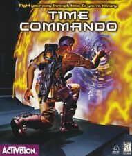 Time Commando PC (Win XP, Vista, 7, 8, 10, Mac OS X)