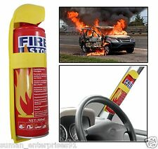 Fire Extinguisher Fire Stop Spray for Home Office Kitchen Car etc. 500ML