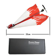 electric paper plane airplane kit fun educational toys perfect present for kids