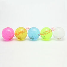 Crystal bubble ball top knob for arcade game joystick DIY replacement 5 colors