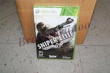 Sniper Elite V2 Xbox 360 NEW