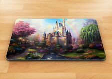 disney castle glass chopping board cooking photos food
