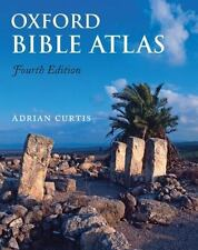 Oxford Bible Atlas by Adrian Curtis (2009, Paperback)