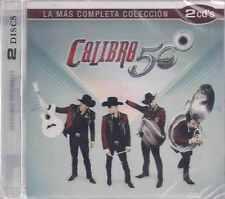 CD - Calibre 50 NEW La Mas Completa Coleccion 2 CD's FAST SHIPPING !