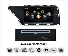 S100 Car DVD Player 3G GPS Navi BT Auto radio Headunit For Audi A4 A5 S4 08-13