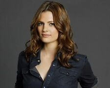 Stana Katic 8x10 Beautiful Photo #3