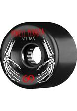 Powell Peralta ATF Wheels Black 69mm skateboard longboard roles Wheels