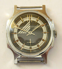 "RARE MECHANICAL SOVIET WRISTWATCH ""POBEDA"" ZIM USSR 1970's"