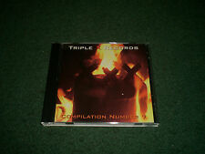 Triple X Records Compilation Number 7~RARE 1994 Rock Punk Metal 18 Track CD Comp