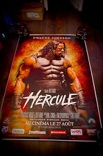 HERCULES Huge Giant 4x6 ft D/S French Movie Poster Original 2014