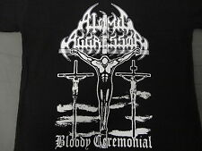 ATOMIC AGGRESSOR - BLOODY CEREMONIAL,  LARGE T-SHIRT