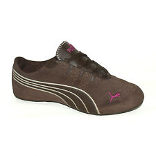 PUMA Etoile Suede 2 Running Shoes Womens 7.5 US Leather Athletic Sport Sneakers