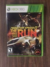 Need For Speed: The Run Limited Edition Brand New Factory Sealed Xbox