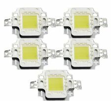 10Watt 10W LED 900~1000LM 9V-12V Bulb High Power Light Cold / Warm White 1~10PCS