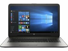 "HP 17-y013na 17.3"" Laptop AMD a8 QC 2.2ghz 8gb 1tb HDD Radeon r5 Windows 10"