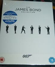 The James Bond 007 Collection, Leerplatz für Spectre, 24 Blu Ray Box, NEU & OVP