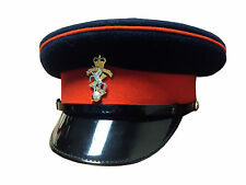 British Army - Royal Electrical & Mechanical Engineers Peaked Cap - 55cm - SN415