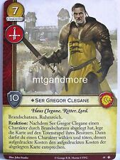 A Game of Thrones 2.0 LCG - 1x Ser Gregor Clegane #049 - Der Frieden des Königs