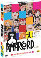 Amarcord (1974) - Federico Fellini DVD *NEW