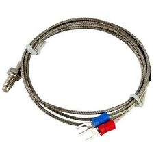 1M 3.3ft K Type Thermocouple Control Temperature Controller 0-400C Sensor Probe