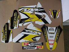 New RM 85 02-17 FLU PTS3 Graphics Sticker Decals Kit RM85 03 04 05 06 07 08 09