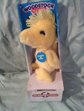 Worlds of Wonder ULTRA RARE NEW Chirping Woodstock friend of talking Snoopy Doll
