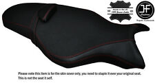 GRIP & CARBON VINYL DARK RED ST CUSTOM FITS YAMAHA MT 10 1000 16-17 SEAT COVER