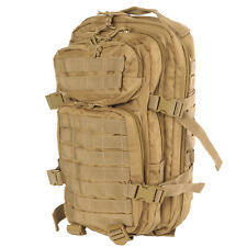 SAC A DOS ASSAULT 20L PACK COYOTE VOYAGE MILITAIRE OUTDOOR PAINTBALL