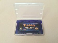 Nintendo Pokemon Sapphire Version (USA 2003) for Game Boy Advance GBA DS