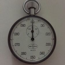 Meylan Model Number 233 Stopwatch-High quality Swiss Made-Works Great