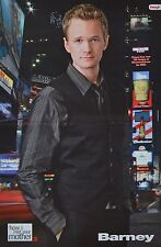 NEIL PATRICK HARRIS - A3 Poster (ca. 42 x 28 cm) - Barney Clippings Fan Sammlung