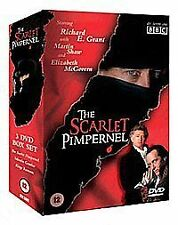 The Scarlet Pimpernel - Series 1 DVD SET MARTIN SHAW & RICHARD E GRANT