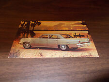 1963 Oldsmobile F-85 De Luxe Sedan Advertising Postcard