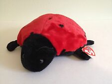 Beanie Buddy Lucky Lady Bug Plush 1999