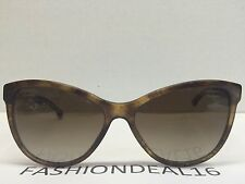 Chanel Authentic Light Brown Silver Chain Polarized 5326 C.1525/S9 Sunglasses